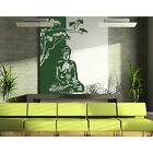 Buddha Wall Decal Vinyl Art Home Decor