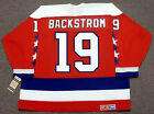 NICKLAS BACKSTROM Washington Capitals CCM Vintage Home NHL Hockey Jersey