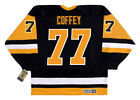 PAUL COFFEY Pittsburgh Penguins 1992 CCM Vintage Throwback NHL Hockey Jersey