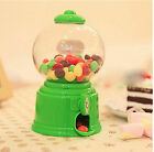 1Pc Gifts Christmas Mini Gumball Candy Machine Coin Candy Box Storage Boxes BEST