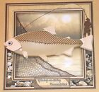 Handmade Greeting Card 3D All Occasion With A Fish And A Man Fishing
