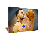 Golden State Warriors STEPH CURRY Mouthpiece Poster Photo Painting on CANVAS ART on eBay