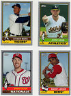 2015 TOPPS ARCHIVES SILVER BORDER /199 PARALLEL SINGLES U PICK COMPLETE YOUR SET
