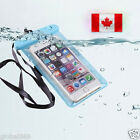 Bags Cases Best Deals - Waterproof Underwater Phone Case bag Cover For iPhone Samsung Galaxy Touchscreen