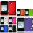 For LG Cayenne / Mach LS860 Rubberized Cover Case