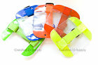 High Quality Reflective Arm Band Photo ID Badge Holder Vertical w/ Elastic Band