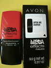 Avon Mega Effects Mascara / Cool Folding Like Paint Brush! fresh Blackest Black