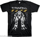 Official Licensed Titanfall Atlas Spec T-Shirt GE1685 - Size Choice - BNIP