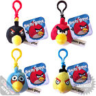 Angry Birds Bag Clips - Soft Plush Fashon Accessories School Bags Cool SALE ITEM