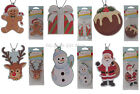 Christmas Air Freshener for Home or Car Ideal Stocking Filler Gift New Pug & Fox