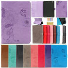 Butterfly Pattern Smart Cover PU Leather Case Stand For iPad 2 4/Air 2/Mini/Pro