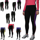 More Mile Calgary Womens Thermal Running / Exercise / Fitness Long Tights