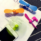 Hot Cool Mini Portable 8pin Cooling Fan Cooler For Apple iPhone 5 5S 5C 6 6 Plus