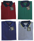 Ralph Lauren RLX Golf Mens Striped Moisture Wicking Polo Shirt Size S M L XL 2XL