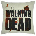 The Walking Dead Arredo Casa Cotone Lino Cuscino Decorativo Custodia