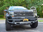 FORD RAPTOR F-150 REFLECTIVE GRILLE LETTERS VINYL DECAL 2010 2011 2012 2013 2014