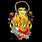 Elvis Presley- Burnin' Love T Shirt You Choose Style, Size, Color 10052