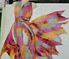 Praisewear Flyer Top Overdress Wrap Tunic TieDye Ladies Small Contemporary wrap