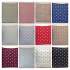 Clarke and Clarke Mix Match  Spot Dotty Polka Dot Cushion Cover