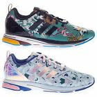 Adidas Women's Originals MK ZX Flux Tech Low Top Running Trainers UK 7.5 EUR 41