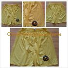 Chivas America Yellow Soccer Football shorts Futbol soccer shorts W26-32W NWOT