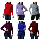 Must-have cashmere turtle roll neck base shirt jumper solid pullover sweater tee