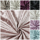 Prestigious Textiles Ritz Crushed Velvet Curtain Fabric Collection