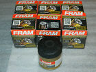(6) BRAND NEW (SLIGHTLY DENTED) FRAM XG4967 ULTRA SYNTHETIC ENGINE OIL FILTERS