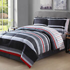 Kids Comforter Sets For Boys Teen Bedding With Sheets Rugby Queen Twin Full Size
