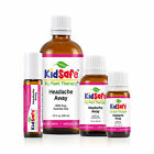KidSafe Headache Away Synergy Essential Oil Blend, Undiluted, Therapeutic Grade