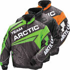 Arctic Cat Men's Precision Pro Flex Snowmobile Jacket - Green, Black, Orange