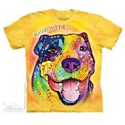 Have Pittie Dean Russo Unisex T-Shirt - Free Shipping - NEW - PCTM160