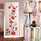 Rose Flower Wall Stickers Removable Decal Home Decor DIY Art Decoration Mural MD