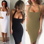 SEXY WOMENS BANDAGE BODYCON SLIM COCKTAIL EVENING PARTY PENCIL DRESS PLUS SIZE