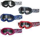 Wulfsport Cub Kids Childrens Youth Motocross MX Quad Goggles