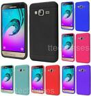 SILICONE RUBBER SKIN COVER CASE for Samsung Galaxy On5 cell phone
