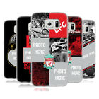 CUSTOM CUSTOMISED PERSONALISED LIVERPOOL FC GEL CASE FOR SAMSUNG PHONES 1
