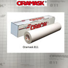 """ORAMASK 811 Paint/Spray Mask Stencil Film, Removable Adhesive, 15""""/24""""/30""""/48"""""""