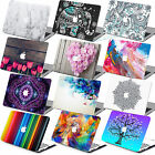 "Pretty Print Rubberized Laptop Cover Hard Case for Macbook Air 11"" 12 Pro 13"" 15"