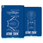OFFICIAL STAR TREK SHIPS OF THE LINE TOS HARD BACK CASE FOR APPLE iPAD