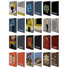 OFFICIAL STAR TREK ICONIC CHARACTERS TOS LEATHER BOOK WALLET CASE FOR APPLE iPAD