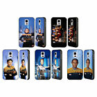 OFFICIAL STAR TREK ICONIC CHARACTERS VOY BLACK SLIDER CASE FOR SAMSUNG PHONES
