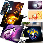 "Pokemon Cool Hard Paint Matte Case Cover For Macbook Pro Air 11""13""15""12"" Laptop"