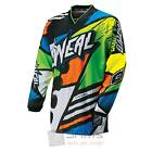 O'Neal Element Mayhem Jersey Shirt Racewear Glitch Moto Cross MX DH FR MTB BMX