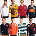 New Mens Superdry Rugby Tops Various Colours and Styles