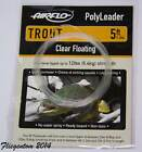 Airflo Polyleader Trout - Forelle 5ft (1,5m)