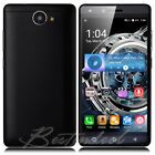 "Cheap Unlocked 5.0"" Android 6.0 Smart Mobile Quad Core Dual SIM WiFi GPS Phone New"