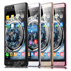 "Cheap Unlocked 5.0"" Android 5.1 Smart Mobile Quad Core Dual SIM WiFi GPS Phone"