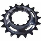 DMR Bikes Scanalature Drive Compatto Mountain bike MTB Catena Ring - Nero