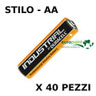 Stock batterie Duracell Industrial Procell pile Alcaline Stilo AA LR06